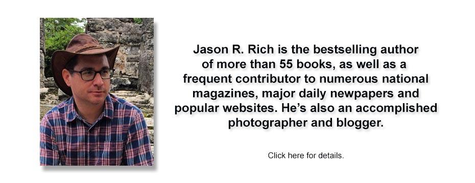 Jason Rich Slide - NEW