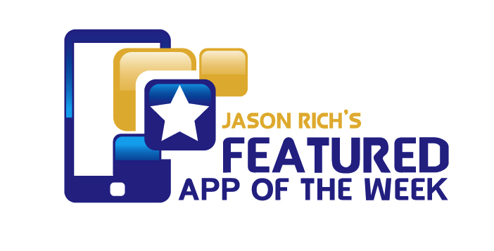 Jason Rich's Featured App Of The Week